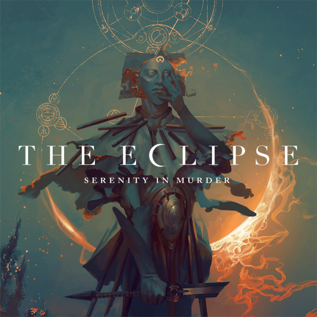 Reviews for Serenity in Murder - The Eclipse