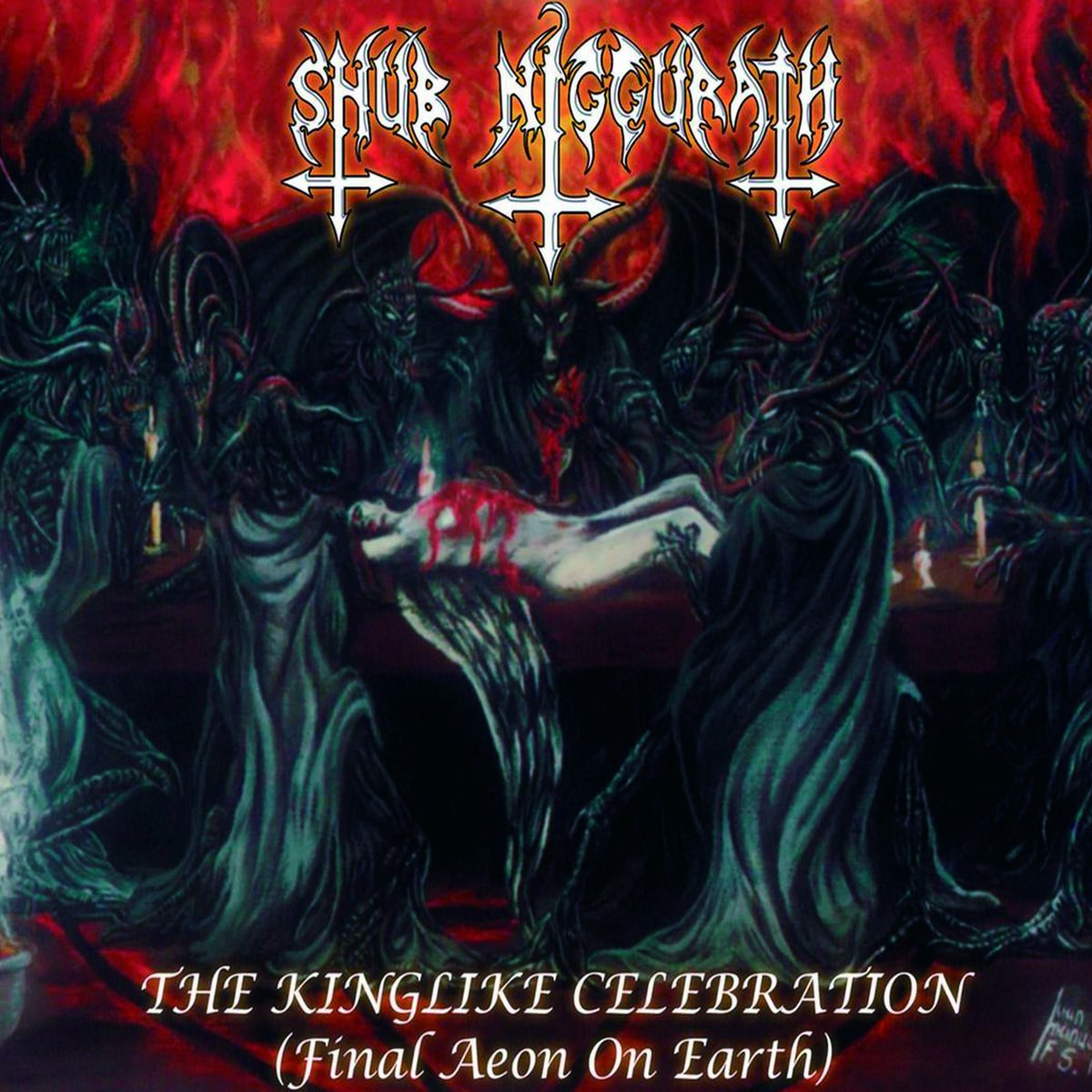 Review for Shub Niggurath (MEX) - The Kinglike Celebration (Final Aeon on Earth)