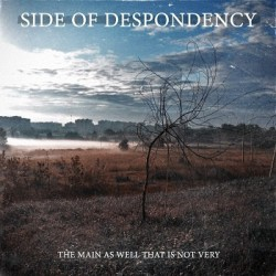 Reviews for Side of Despondency - The Main as Well That Is Not Very