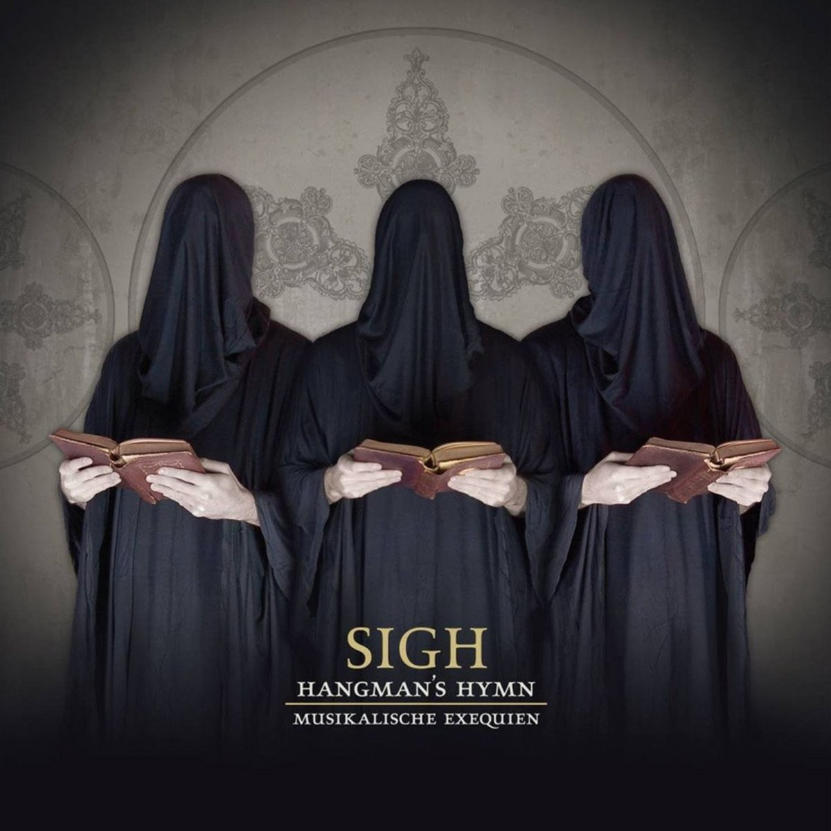 Review for Sigh - Hangman's Hymn - Musikalische Exequien