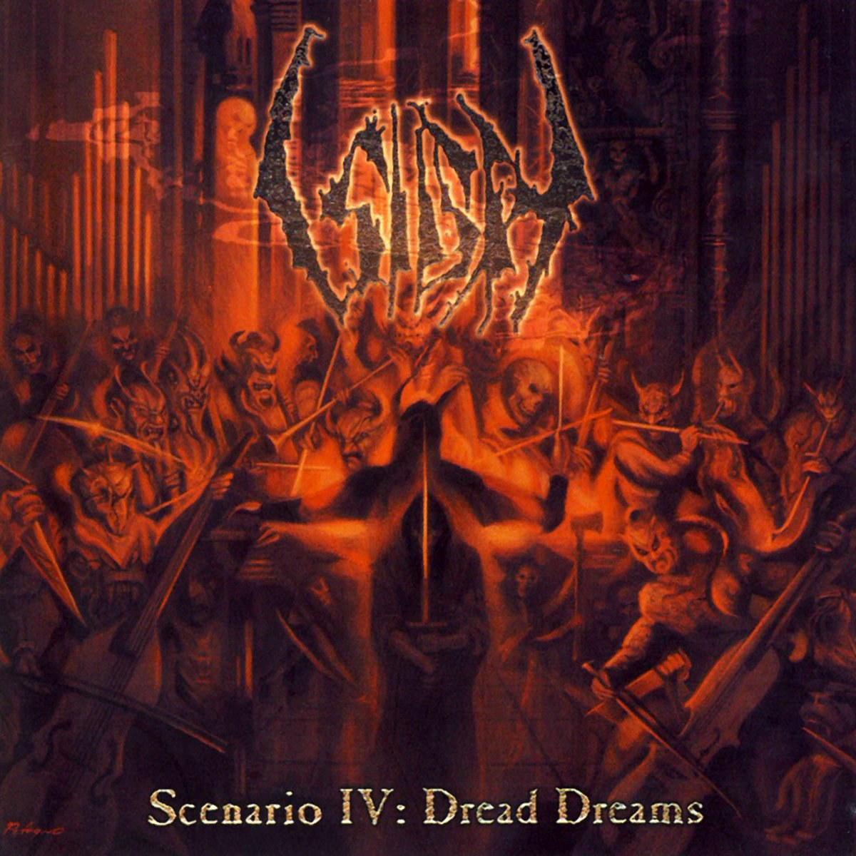 Review for Sigh - Scenario IV: Dread Dreams
