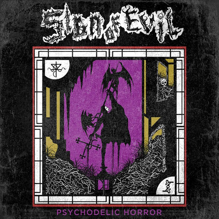Review for Sign of Evil - Psychodelic Horror