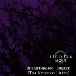 Review for Sinister Moon - Misanthropic Breeze (The Voice of Lilith)