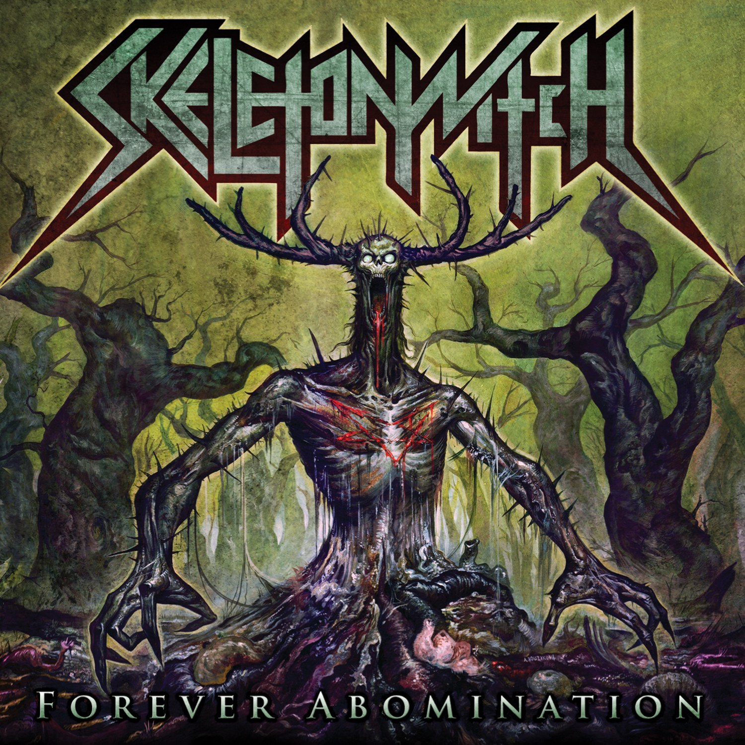 Review for Skeletonwitch - Forever Abomination