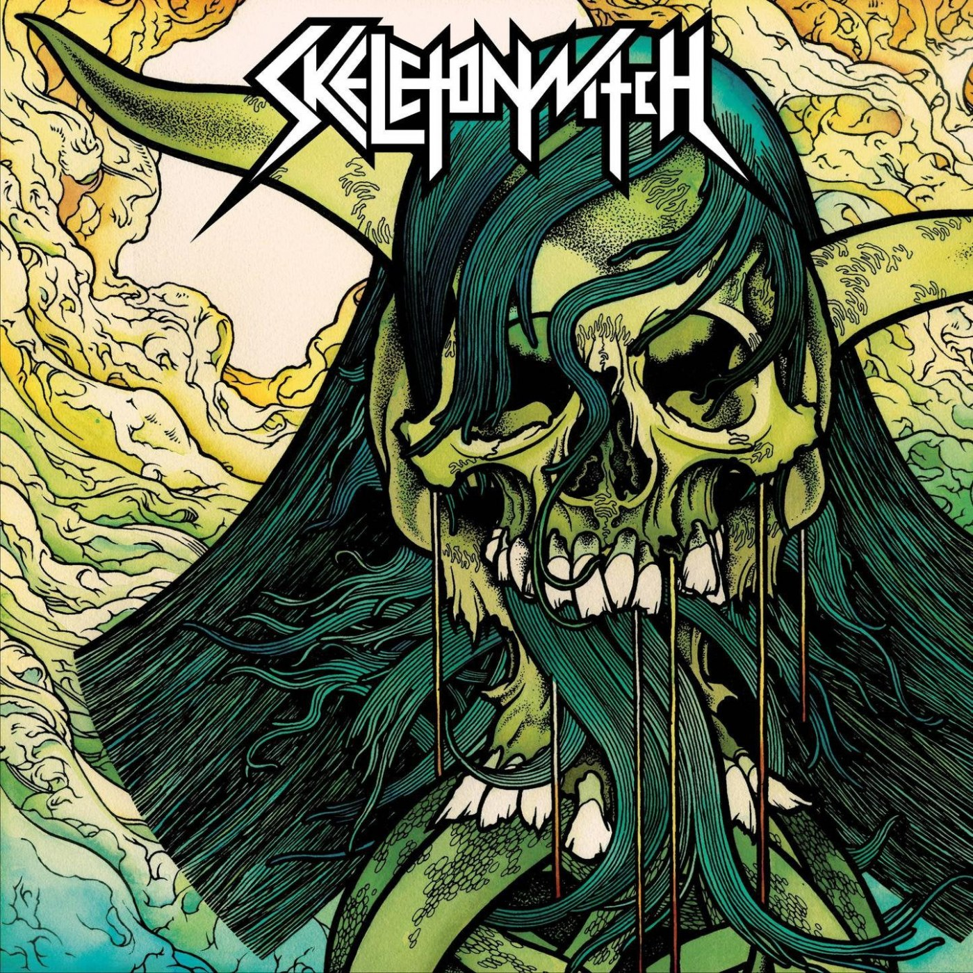 Review for Skeletonwitch - Worship the Witch