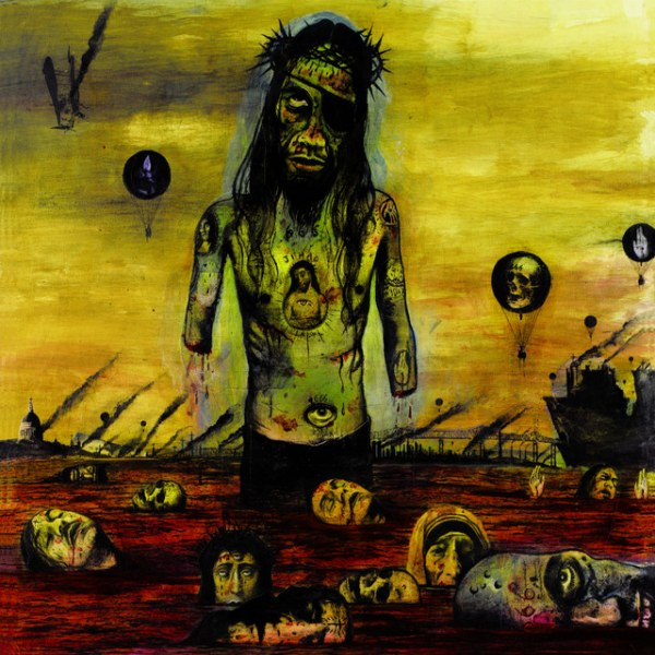 Review for Slayer - Christ Illusion