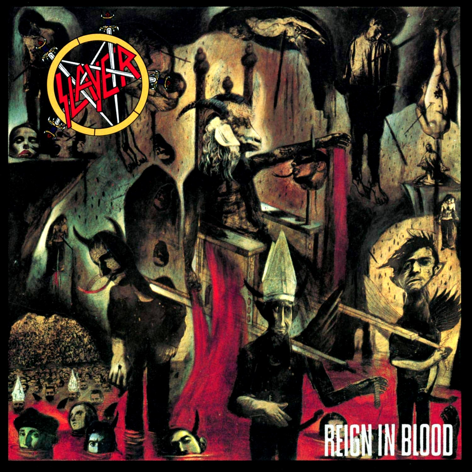 Review for Slayer - Reign in Blood
