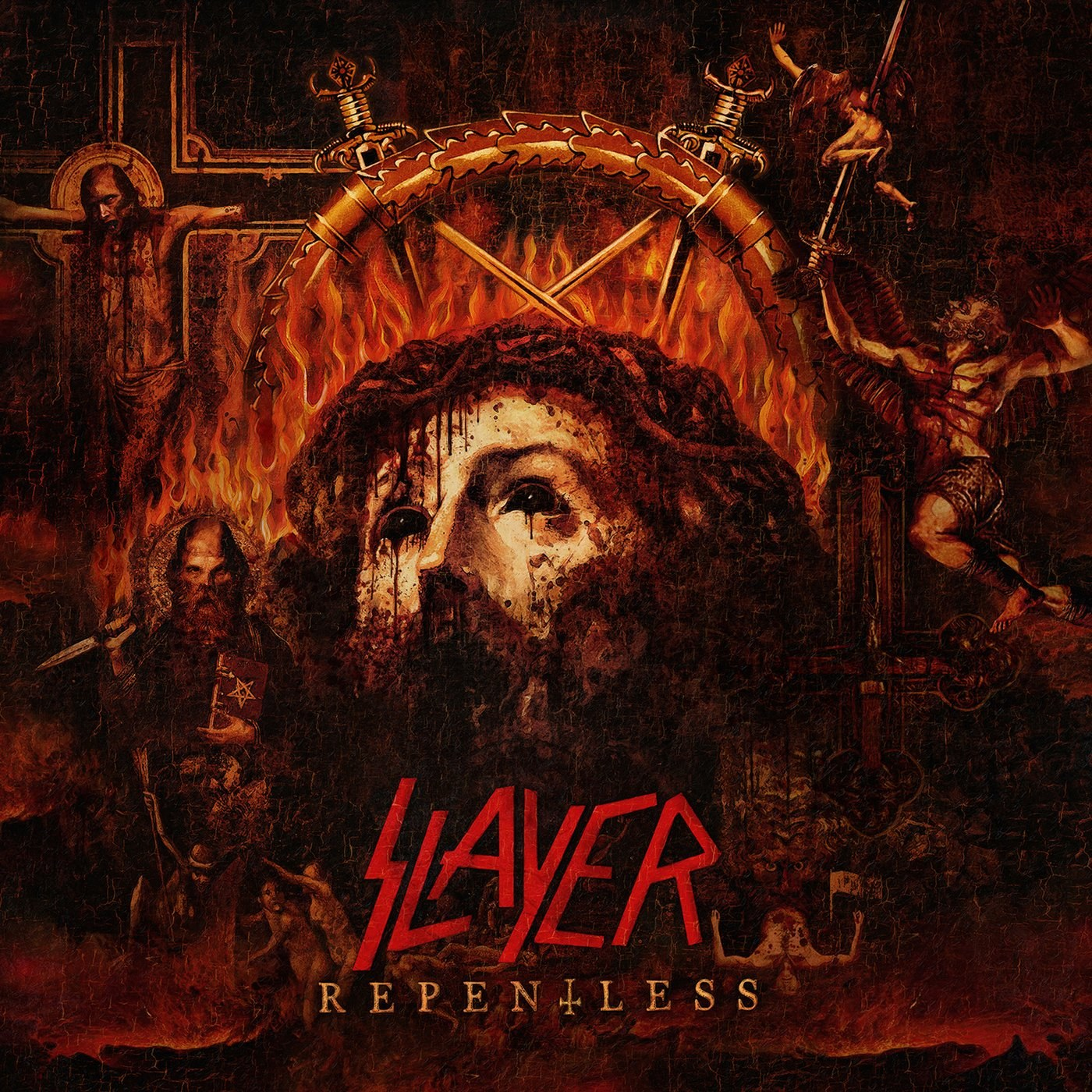 Review for Slayer - Repentless