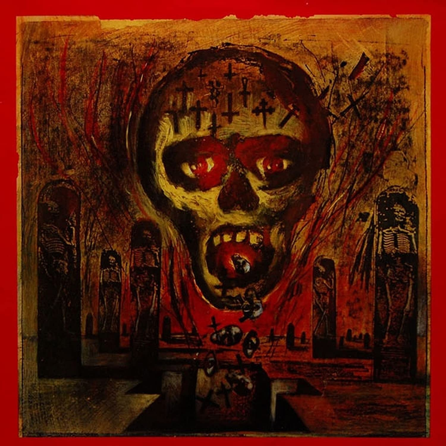 Review for Slayer - Seasons in the Abyss