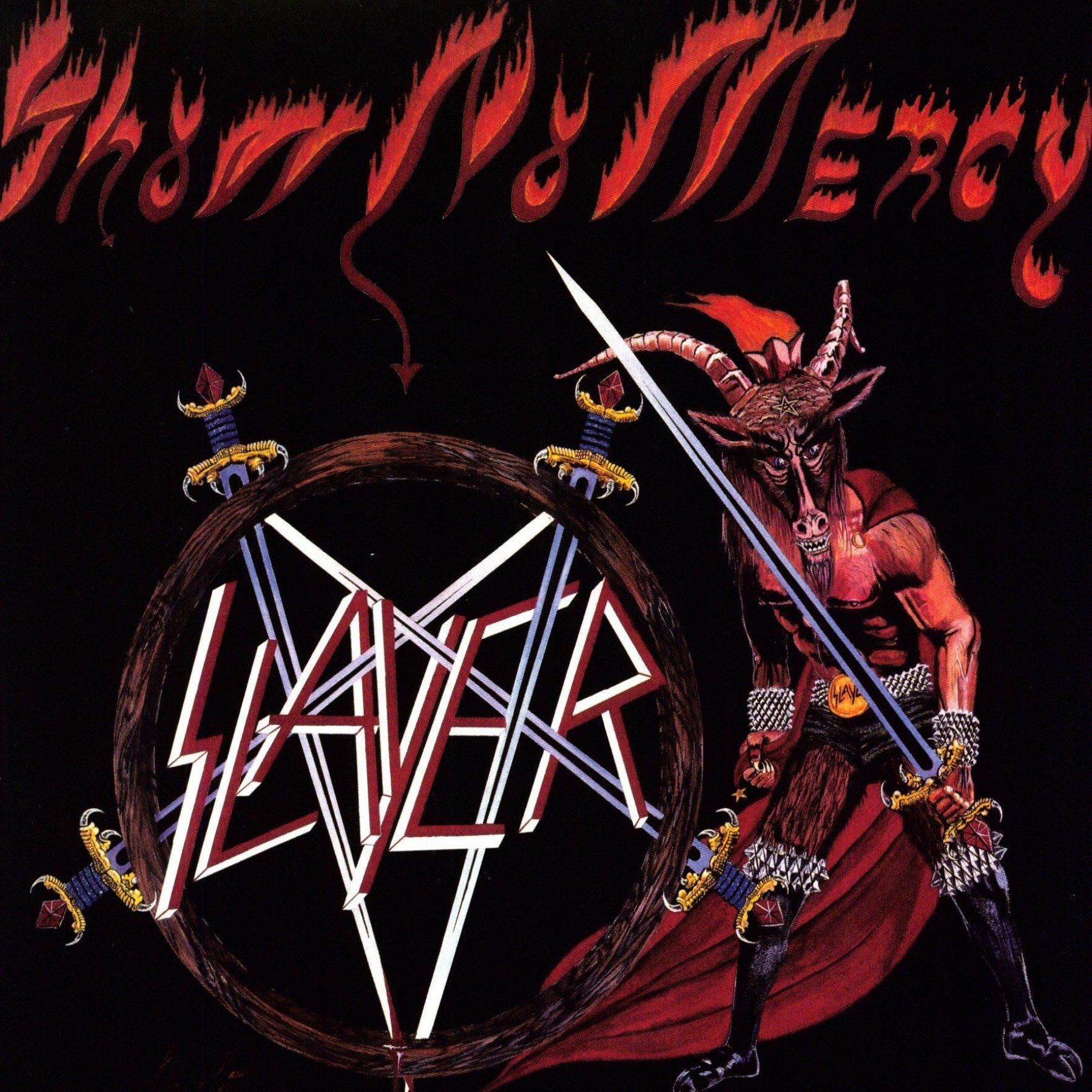 Review for Slayer - Show No Mercy