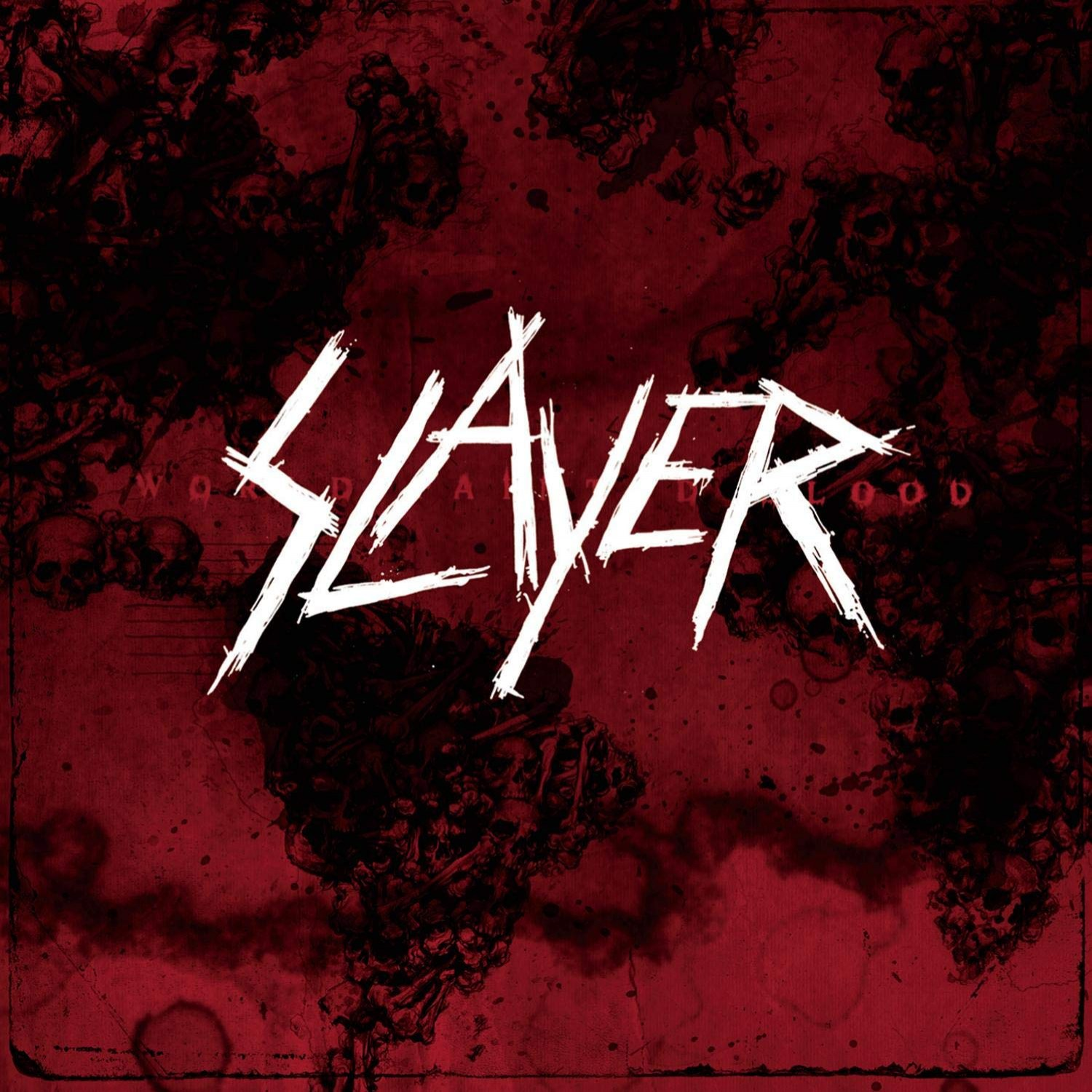 Review for Slayer - World Painted Blood