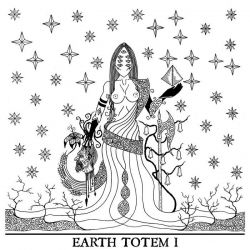 Reviews for A Monumental Black Statue - Earth Totem I