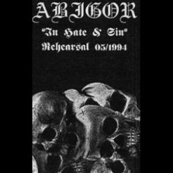 Reviews for Abigor - In Hate & Sin
