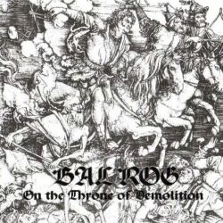 Reviews for Balrog (BLR) - On the Throne of Demolition
