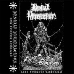 Reviews for Bestial Putrefaction - Gore Drenched Barbarism
