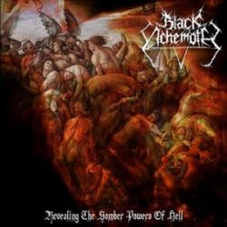 Reviews for Black Achemoth - Revealing the Somber Powers of Hell
