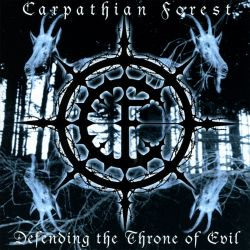 Reviews for Carpathian Forest - Defending the Throne of Evil