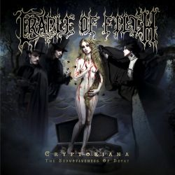 Reviews for Cradle of Filth - Cryptoriana (The Seductiveness of Decay)