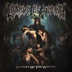 Reviews for Cradle of Filth - Hammer of the Witches