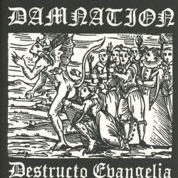 Reviews for Damnation (SWE) - Destructo Evangelia