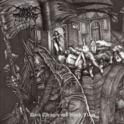 Reviews for Darkthrone - Dark Thrones and Black Flags