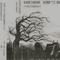 Reviews for Darkthrone - Thulcandra