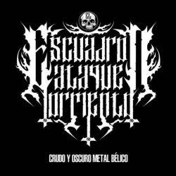 Reviews for El Escuadrón Ataque Tormento - Crudo y Oscuro Metal Bélico