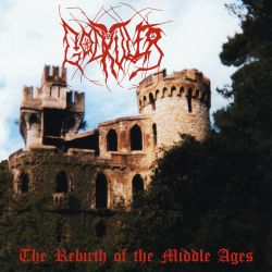 Best Monegasque Black Metal album: Godkiller - The Rebirth of the Middle Ages