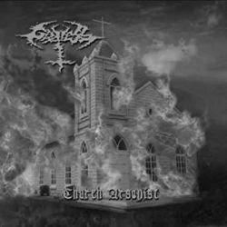 Best Puerto Rican Black Metal album: Godless (PRI) - Church Arsonist