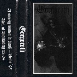 Reviews for Gorgoroth - A Sorcery Written in Blood