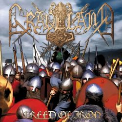 Reviews for Graveland - Creed of Iron