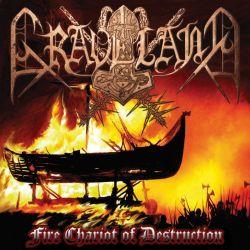 Reviews for Graveland - Fire Chariot of Destruction