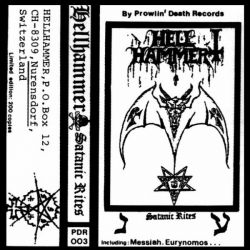 Reviews for Hellhammer - Satanic Rites