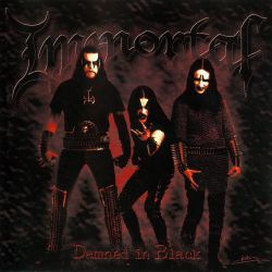 Reviews for Immortal - Damned in Black