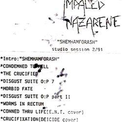 Reviews for Impaled Nazarene - Shemhamforash