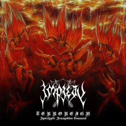 Reviews for Impiety - Terroreign (Apocalyptic Armageddon Command)