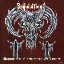 Reviews for Inquisition - Magnificent Glorification of Lucifer