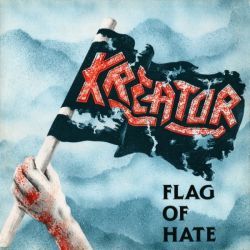 Reviews for Kreator - Flag of Hate