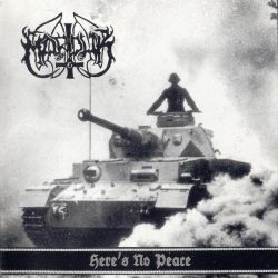 Reviews for Marduk - Here's No Peace