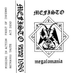 Reviews for Mefisto (SWE) - Megalomania