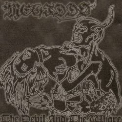 Reviews for Megiddo (CAN) - The Devil and the Whore