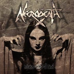 Reviews for Necrodeath - Mater of All Evil