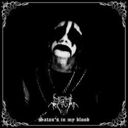 Night Ritual - Satan's in My Blood