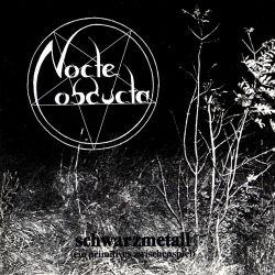 Reviews for Nocte Obducta - Schwarzmetall (Ein Primitives Zwischenspiel)