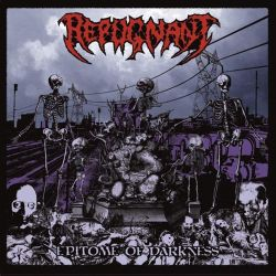 Reviews for Repugnant - Epitome of Darkness