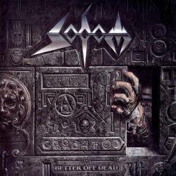 Reviews for Sodom - Better Off Dead