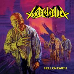 Reviews for Toxic Holocaust - Hell on Earth