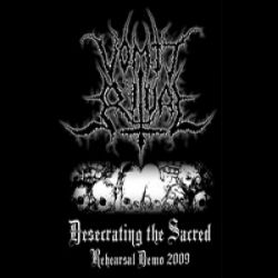 Reviews for Vomit Ritual - Desecrating the Sacred