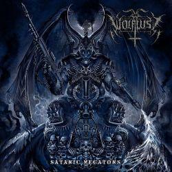 Wolflust - Satanic Megatons