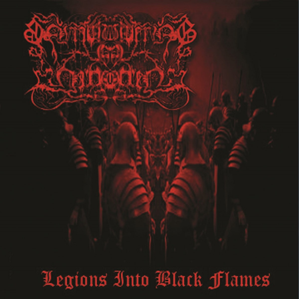Review for Smouldering in Forgotten - Legions Into Black Flames